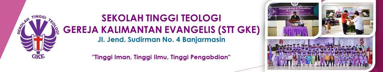 Sekolah Tinggi Teologi Gereja Kalimantan Evangelis (STT GKE)