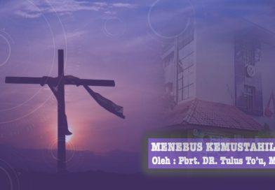 MENEMBUS  KEMUSTAHILAN