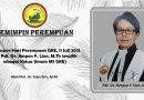 PEMIMPIN PEREMPUAN (Merespon Hari Perempuan GKE, 11 Juli 2021, dan Pdt. Dr. Simpon F. Lion, M.Th terpilih menjadi Ketua Umum Majelis Sinode GKE)